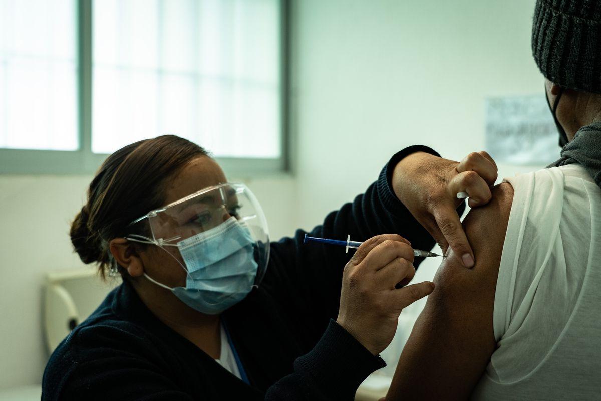 Coronavirus: así avanza la vacunación covid-19 en México  Comunidad