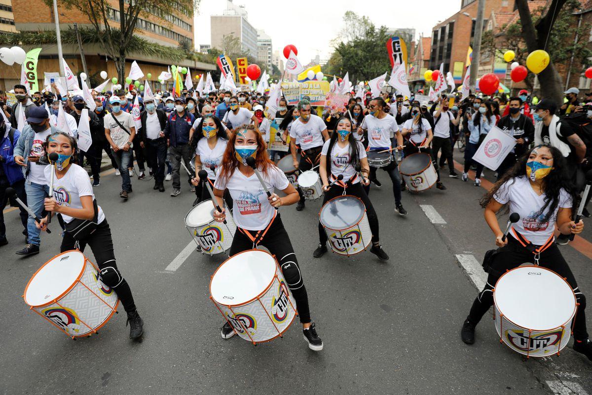 Covid-19: Las protestas contra la reforma tributaria desencadenan movilizaciones en Colombia en el pico de la pandemia    Internacional