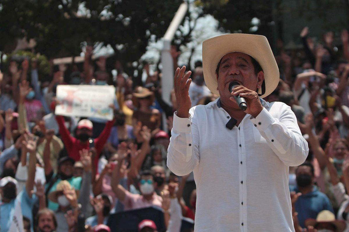 Elecciones México 2021: Salgado Macedonia denunciará su retirada a organismos internacionales