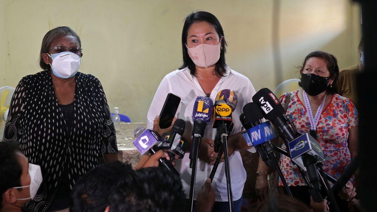 Elecciones peruanas: la derecha cierra filas con Fujimori antes del liderazgo de Castillo en las encuestas peruanas |  Internacional
