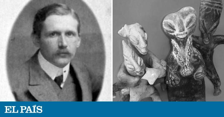 (Falsos) dinosaurios de Waldemar Julsrud en Guanajuato |  La serpiente emplumada