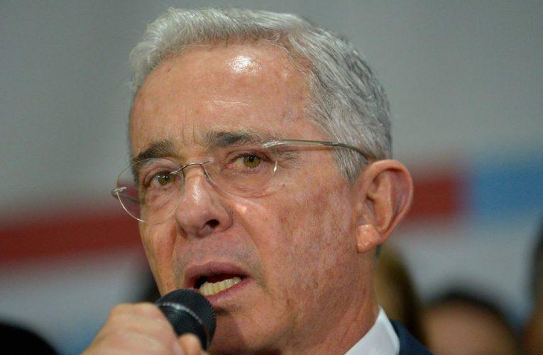 Iván Duque: Álvaro Uribe pide al ejército que utilice armas durante las protestas en Colombia |  Internacional