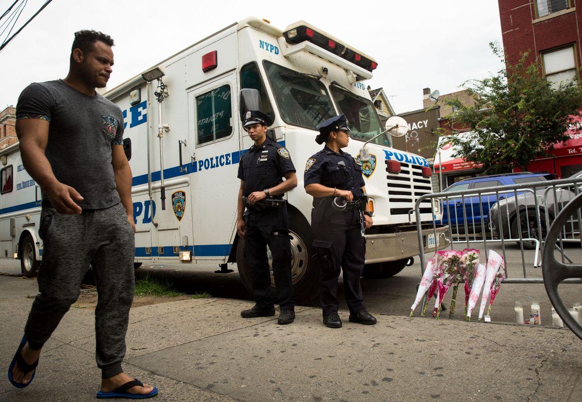 Eliminan el costo del examen para ser policía en Nueva York y ofrecen $42,500 como salario de arranque