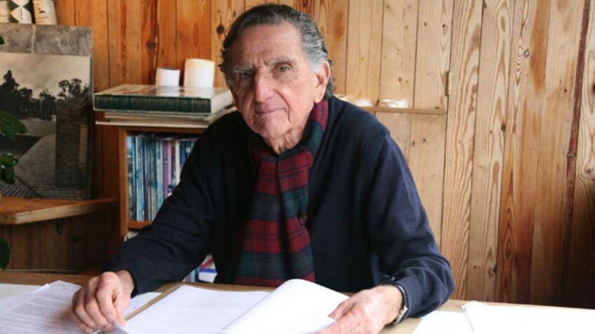 Rogelio Salmona, el artífice del renacimiento de Bogotá, basado en ladrillo rojo |  Cultura