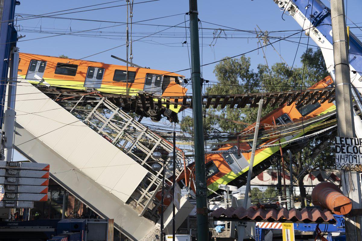Accidente en la línea 12: Las autoridades excluyen las renuncias después de la tragedia en la línea 12