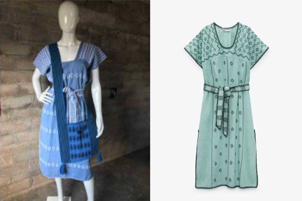 Apropiación de la cultura: México acusa a Zara de plagio de diseños locales