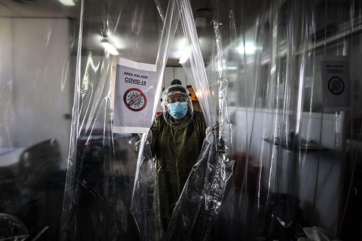 Argentina atraviesa segunda ola de coronavirus con sistema de salud al límite y médicos exhaustos |  Comunidad