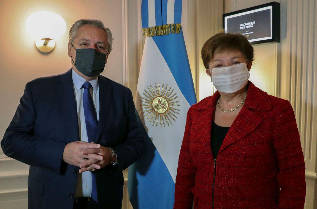Argentina: las diferencias internas del gobierno argentino no respaldan el acuerdo con el FMI  Internacional
