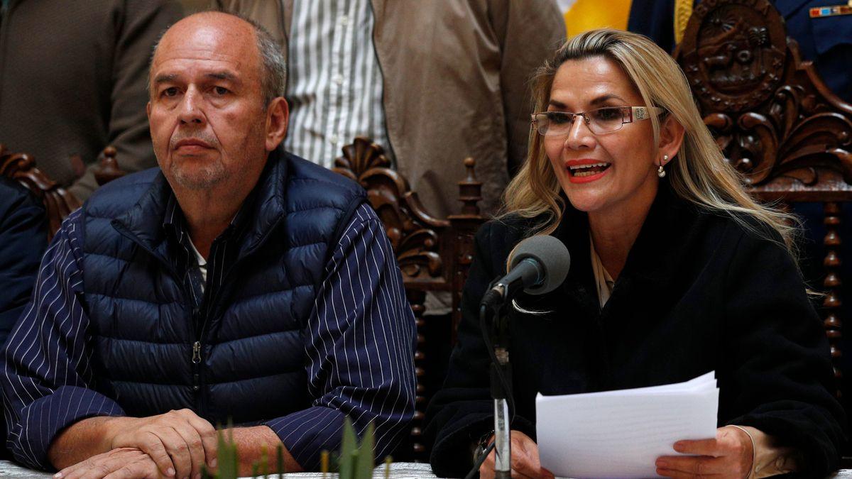 """Arturo Murillo: """"Número dos"""" de la ex presidenta boliviana Janine Anies, arrestada en Estados Unidos    Internacional"""