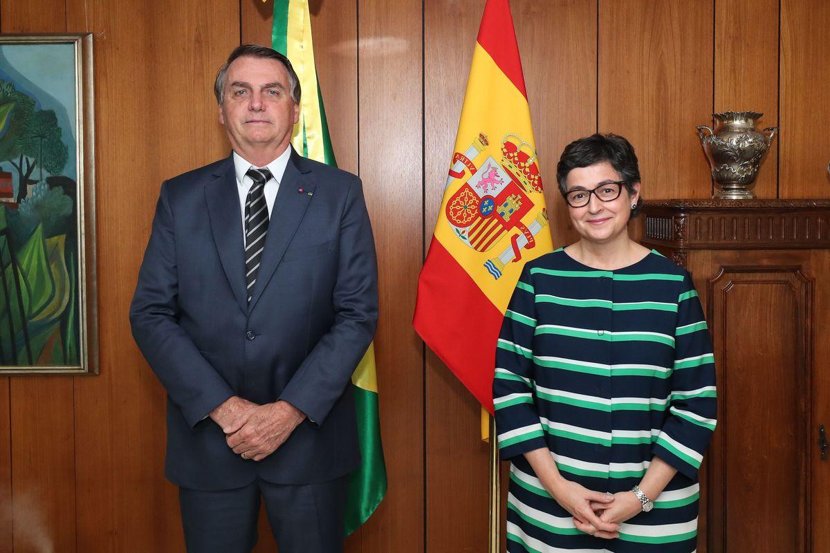 Brasil: España pide a Bolsonaro compromisos de deforestación por lo que plantea acuerdo UE-Mercosur |  Internacional