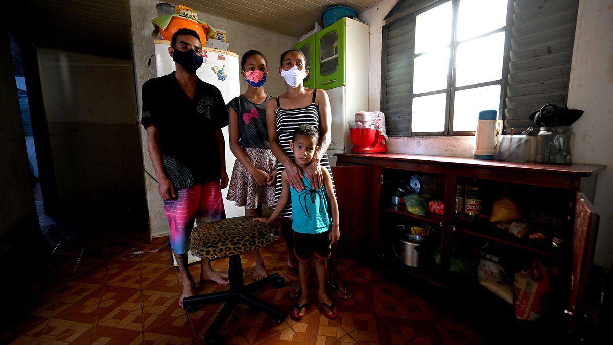 """Brasil: Pobreza en Brasil: """"Esto no es una enfermedad, sino una hambruna""""  Comunidad"""