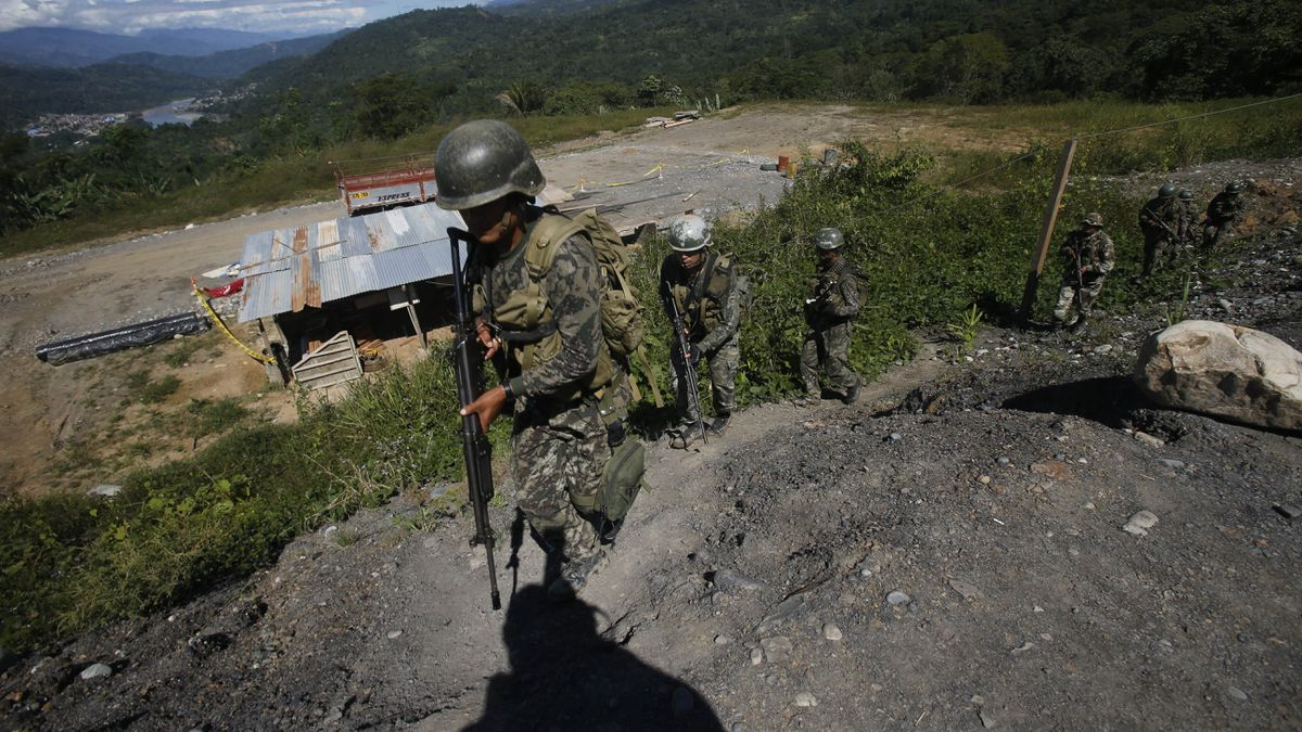 Brilliant Road: Grupo narcoterrorista mata a 14 en el principal valle cocalero de Perú |  Internacional