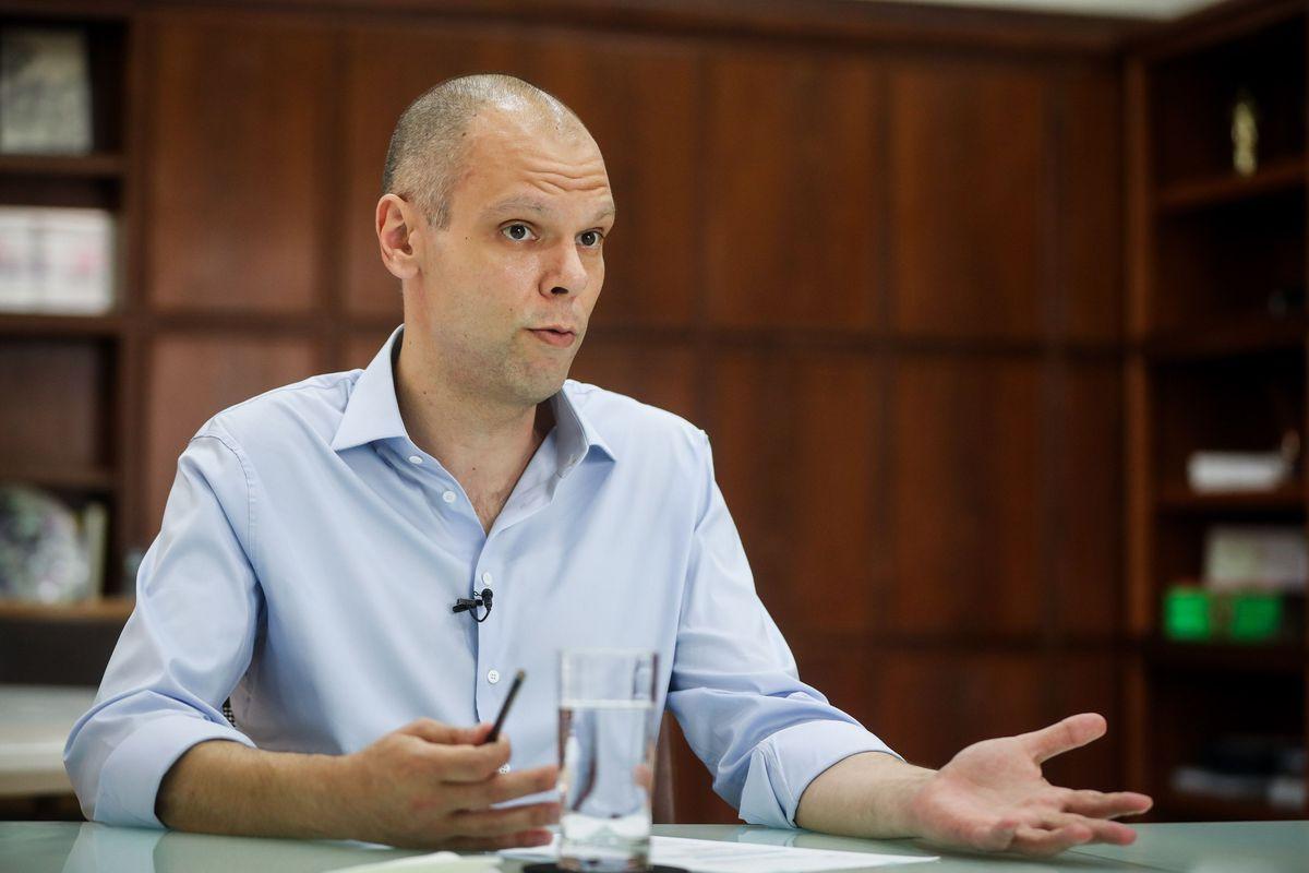 Bruno Covas: El alcalde de Sao Paulo deja el servicio de cáncer digestivo y es intubado |  EL PAÍS Edición América: el diario global