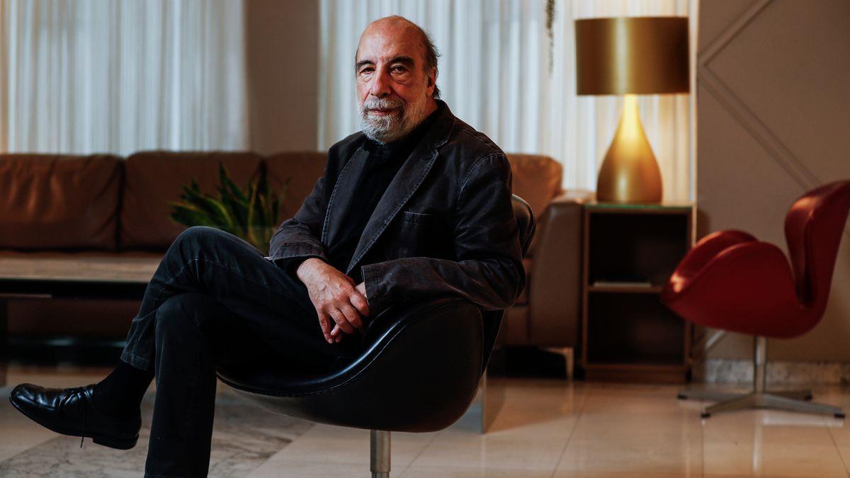 """Chile: Raúl Zurita: """"La humanidad está en un abandono casi metafísico""""  Cultura"""