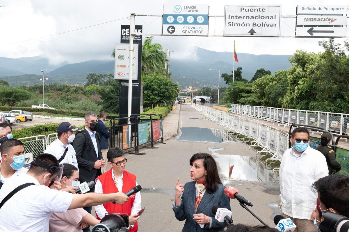 Claudia Bloom: Iván Duque pierde a su canciller en medio de una ola de críticas externas a Colombia |  Internacional