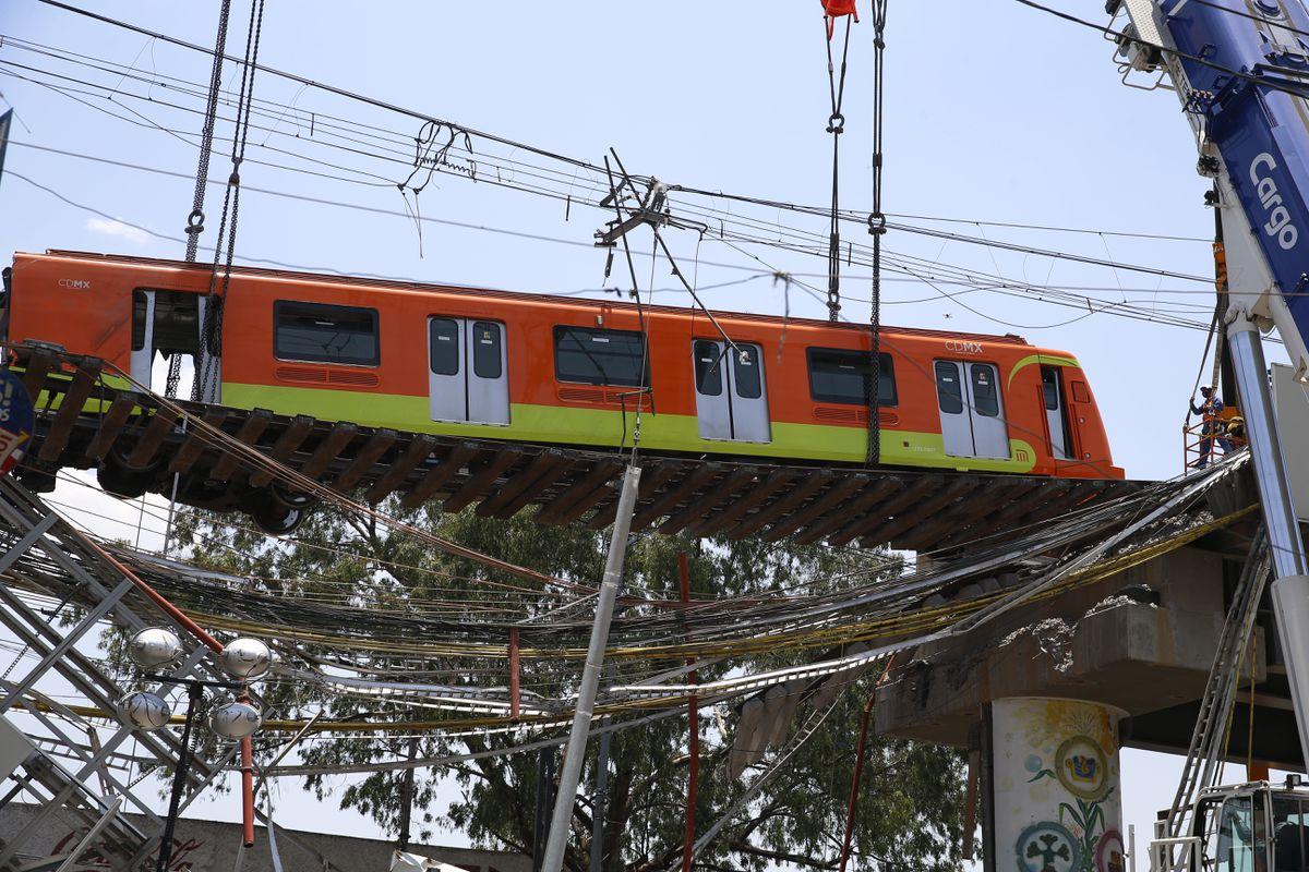 Claves de la tragedia de la línea 12 del metro en la Ciudad de México