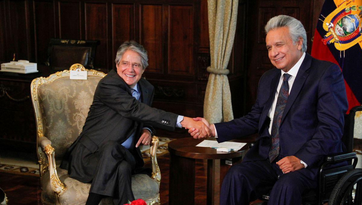 Crisis económica: Guillermo Lasso gobernará Ecuador con fuerte pendiente económica  Ciencias económicas