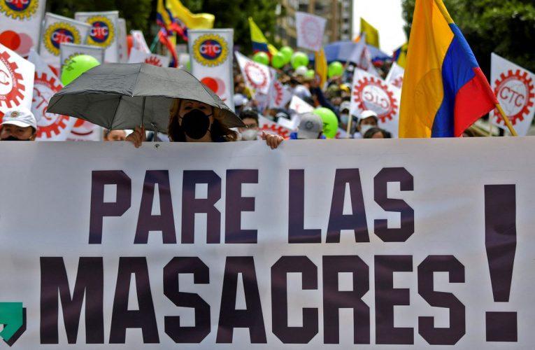 Crisis política: el llamado a negociar de Iván Duque no evita otro día de huelga masiva en Colombia    Internacional