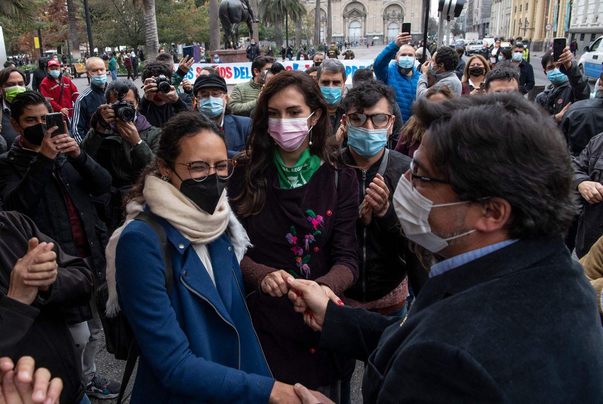 Daniel Judy: La alcaldesa Judy devuelve al Partido Comunista a la primera línea de la política chilena    Internacional