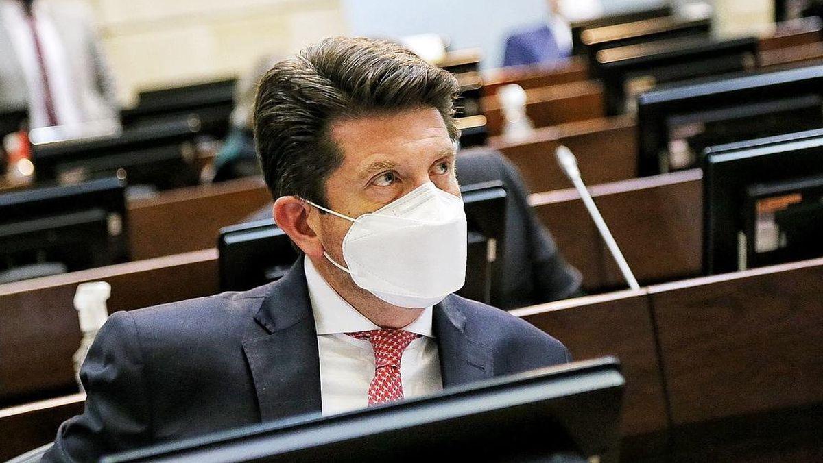 Diego Molano: La represión de las protestas en Colombia pone contra las cuerdas al Ministro de Defensa |  Internacional