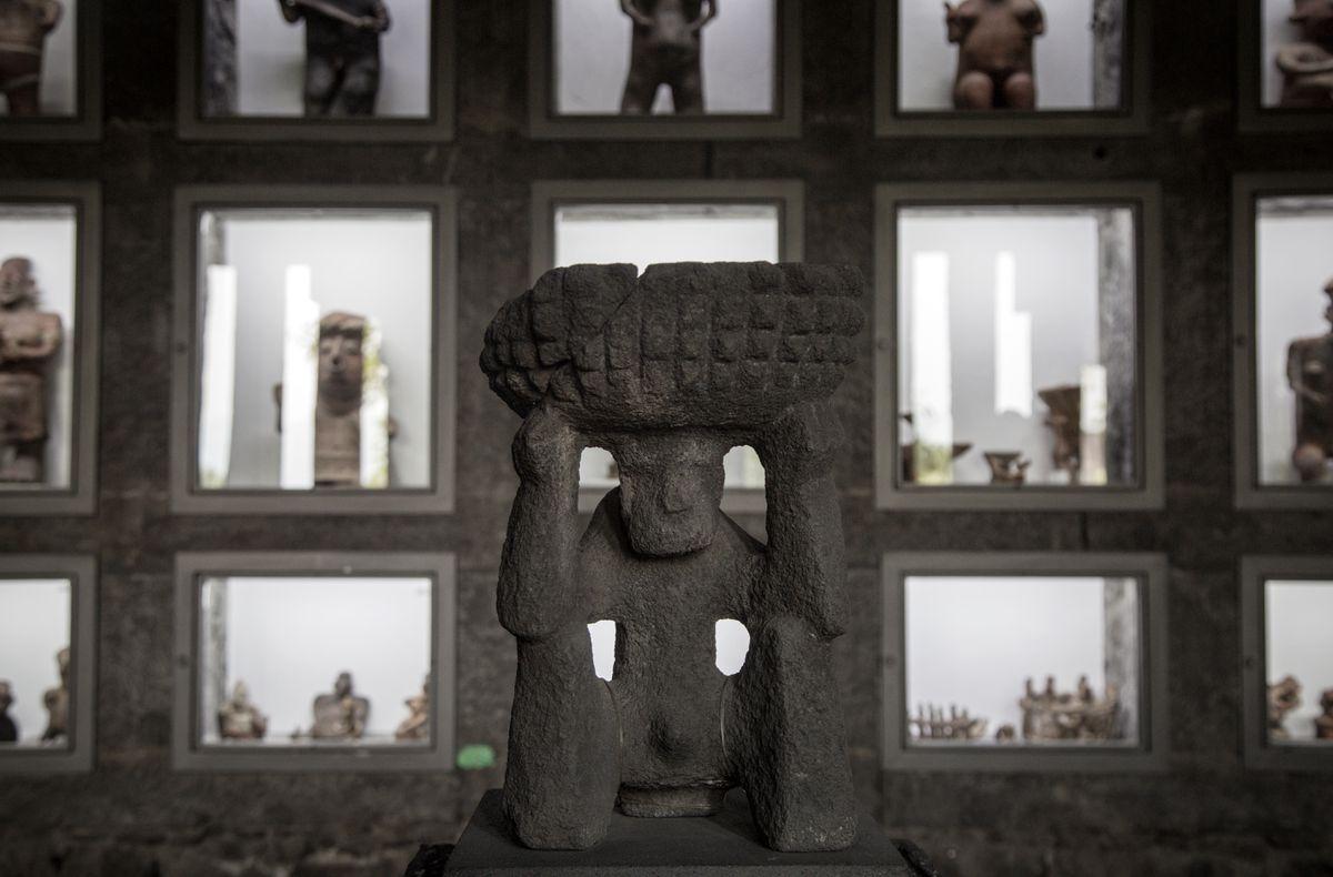 Diego Rivera, de coleccionista de arte prehispánico a arquitecto de una ciudad utópica