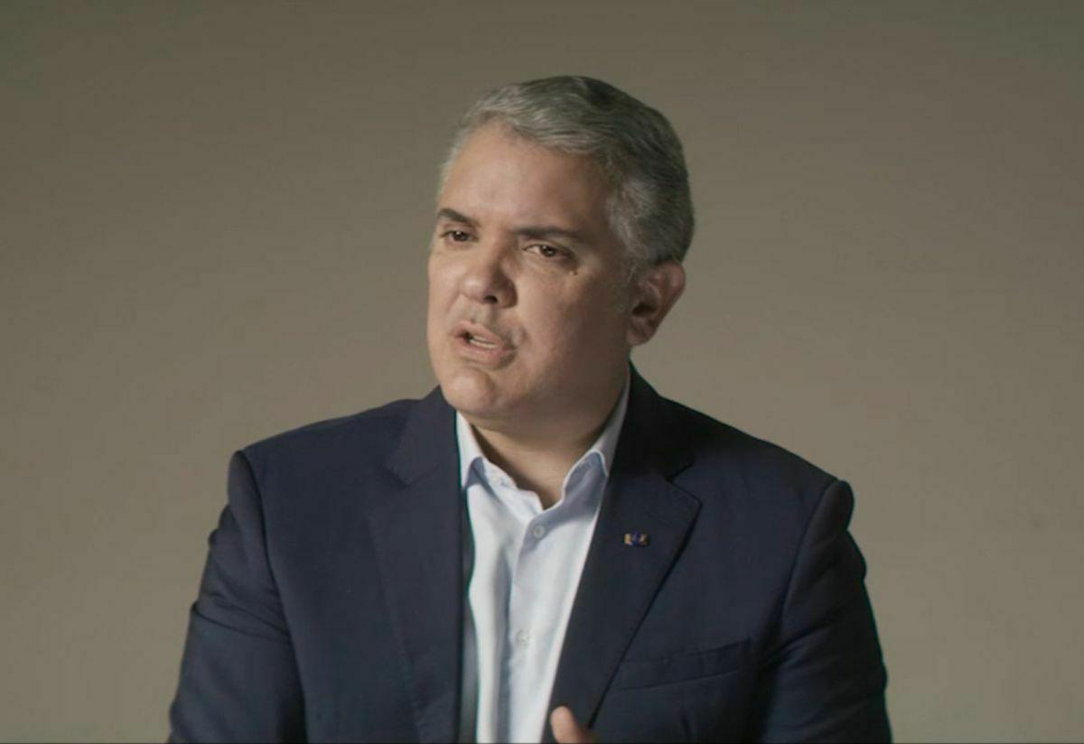 Duque intenta cambiar la narrativa y culpa a Peter por las protestas en Colombia  Internacional