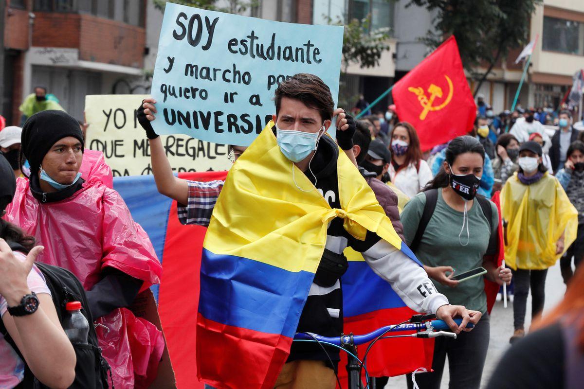 Duque intenta impulsar nueva reforma tributaria en Colombia  Internacional