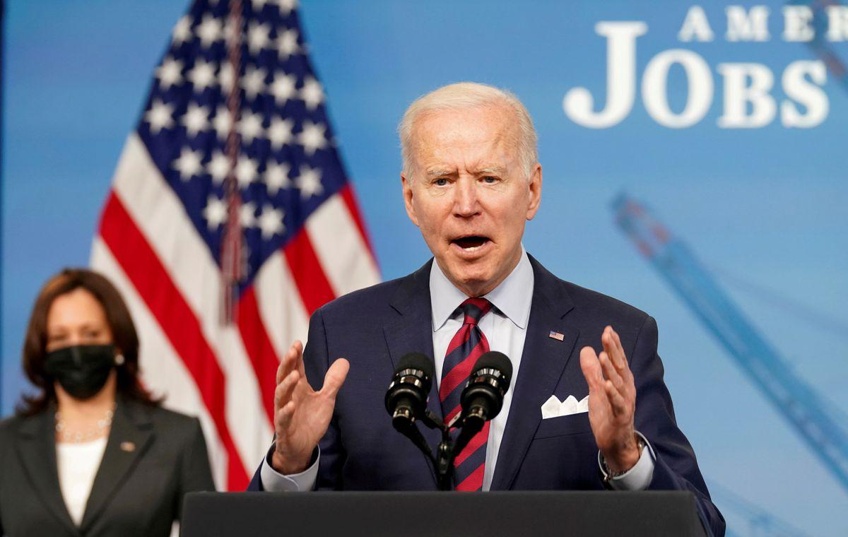 EE.UU .: Biden quiere un presupuesto de 6 billones de dólares, el mayor gasto público desde la Segunda Guerra Mundial    Internacional