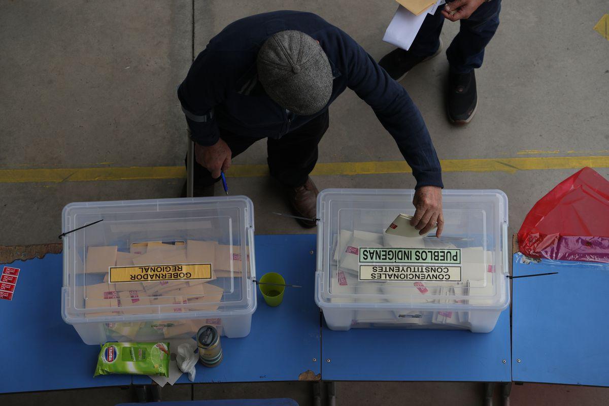 Elecciones: Convención Constitucional Conjunta sobre un Nuevo Pacto Social en Chile  Opinión