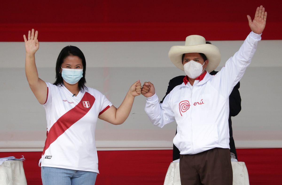 Elecciones: Debate improvisado en zonas rurales peruanas deja en duda a los peruanos |  Internacional