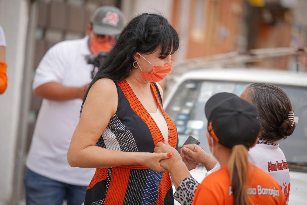 Elecciones México 2021: Alba Baragan, candidata al tercer movimiento cívico, dispara en menos de 15 días |  Elecciones mexicanas 2021