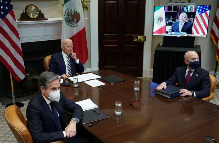 Elecciones en México 2021: Economía, seguridad y soberanía: Los frentes estrechan las relaciones con Estados Unidos por la visita de Kamala Harris |  Elecciones mexicanas 2021