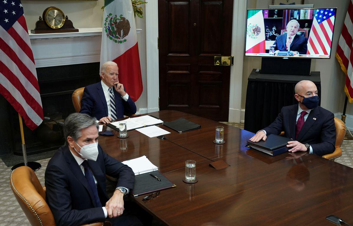 Elecciones en México 2021: Economía, seguridad y soberanía: Los frentes estrechan las relaciones con Estados Unidos por la visita de Kamala Harris    Elecciones mexicanas 2021