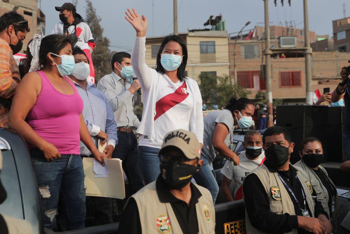 Elecciones en Perú 2021: científicos con Castillo, deportistas con Fujimori  Internacional