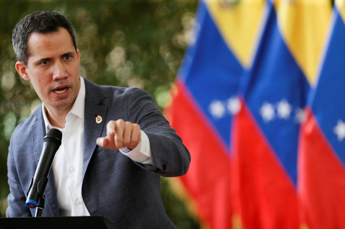 """Elecciones venezolanas: Juan Guido ofrece calendario electoral """"para salvar a Venezuela""""    Internacional"""