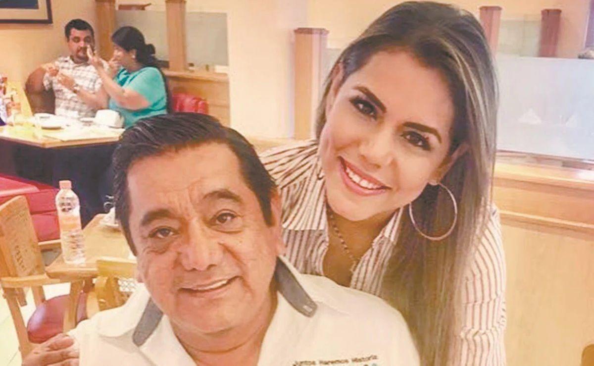Evelyn Salgado, hija de Salgado Macedonia, candidata de Morena a gobernador de Guerrero