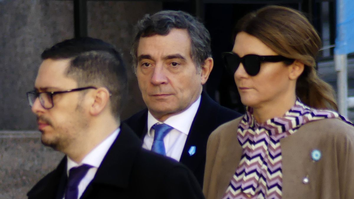 Fabián Rodríguez Simón: Los problemas de Pepin Simón, el hombre de la clandestinidad de la justicia argentina |  Internacional