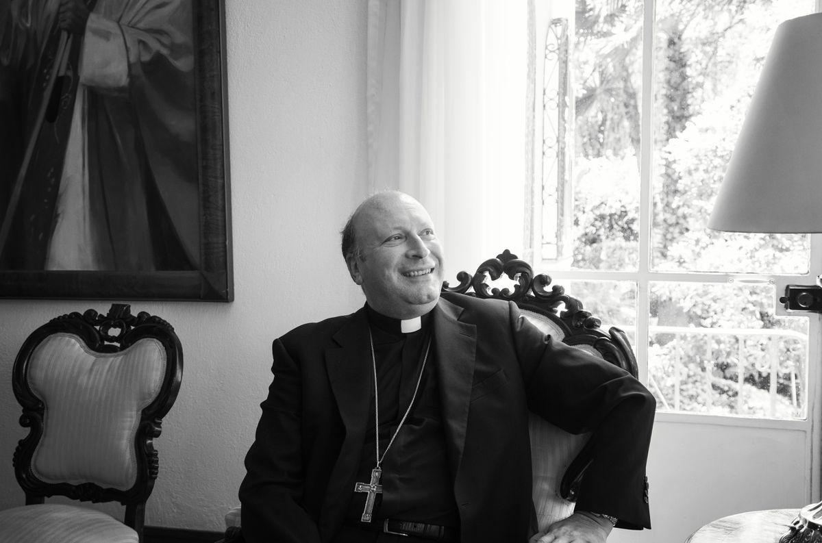 """Franco Coppola: Nuncio apostólico en México: """"López Obrador pidió a la Iglesia que interviniera para resolver la violencia"""""""