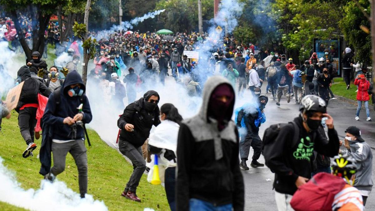 Iván Duque: El paro nacional que obstaculizó al gobierno colombiano  Opinión