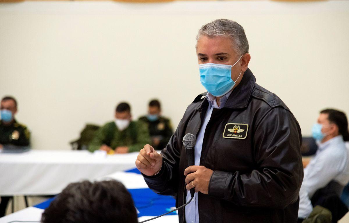 Iván Duque enfrenta críticas de su partido por gestionar las protestas en Colombia  Internacional
