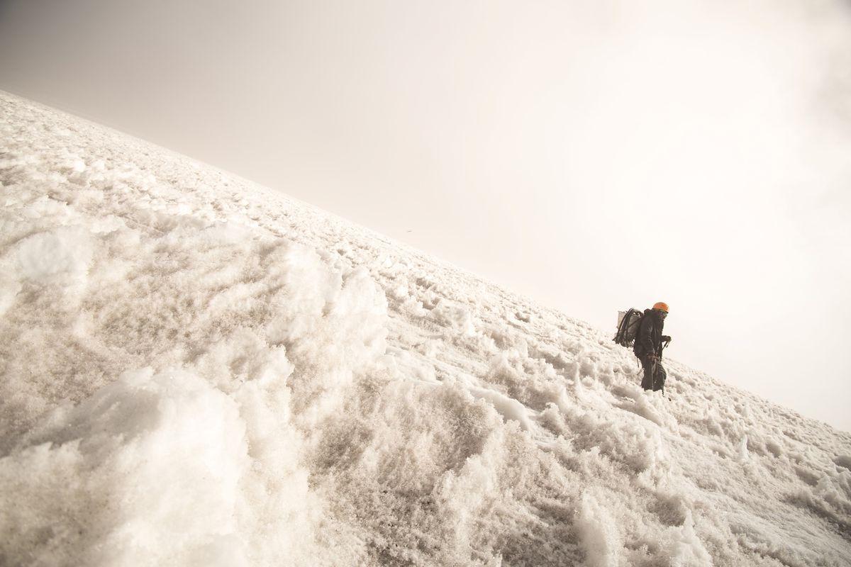 Jamapa: Cómo explorar (y por qué) el último glaciar de México a 5,350 metros  Planeta del futuro