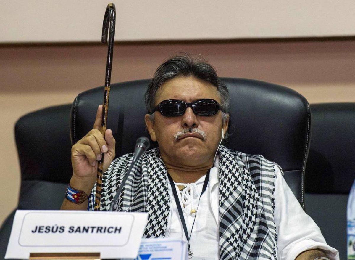 Jesús Santrich, el traidor al proceso de paz  Internacional
