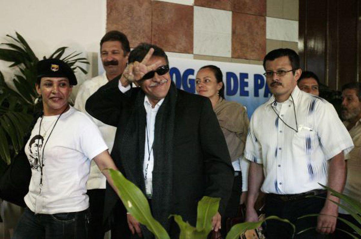 Jesús Santrich, guerrillero disidente de las FARC, muerto en ataque en Venezuela |  Internacional