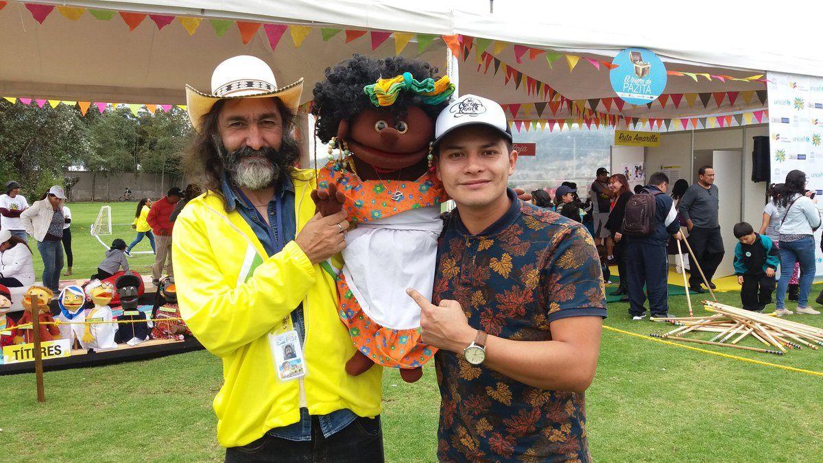 José Antonio Maeso: Sacerdote títere contra la violencia de las pandillas callejeras en Ecuador |  Que se esta moviendo ...  Planeta del futuro
