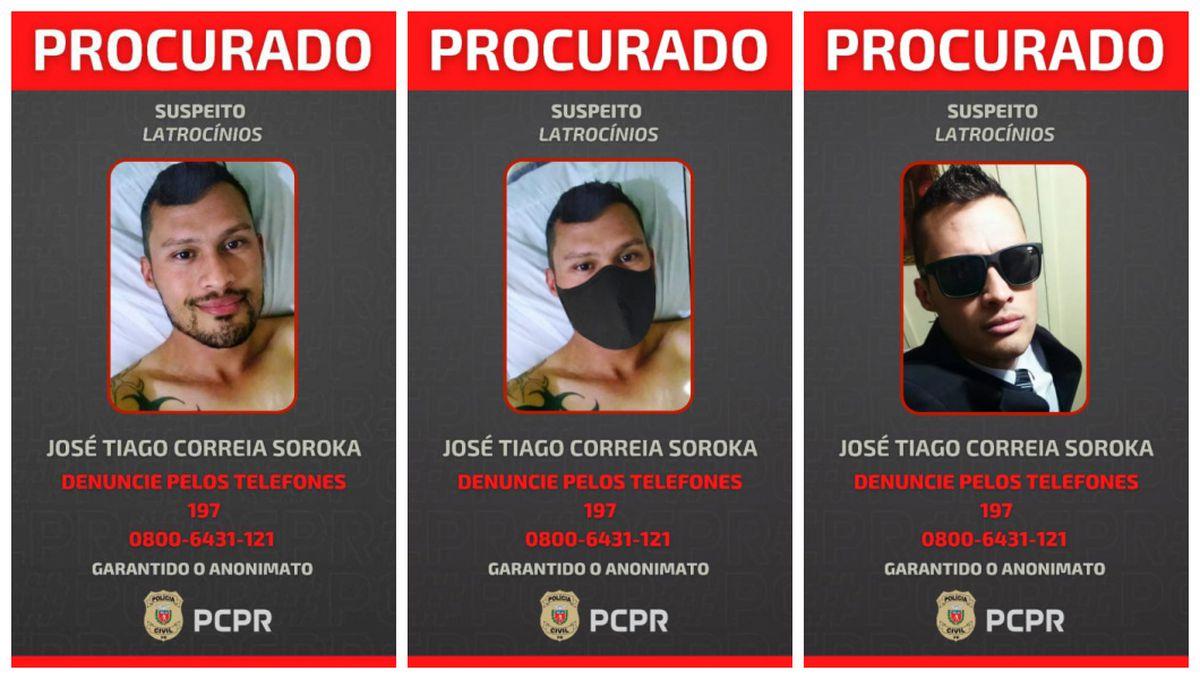 José Tiago Correia Soroka: Policía brasileña identifica al presunto asesino de tres homosexuales contactados |  Internacional