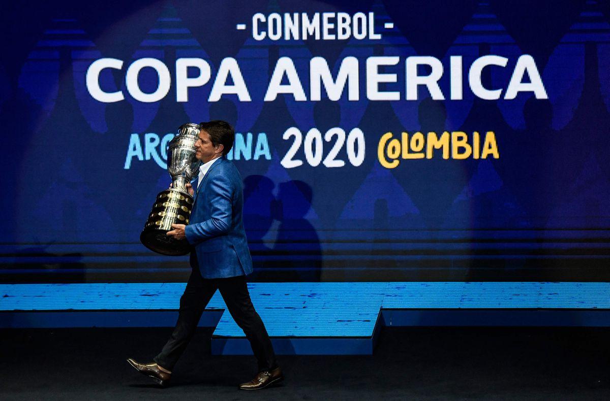 La Copa América se jugará en Brasil tras las eliminaciones en Colombia y Argentina  deporte
