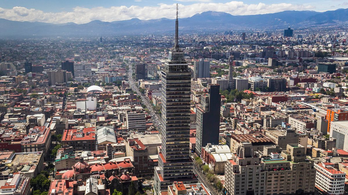 La Latino: Así se construyó el primer rascacielos sismorresistente del mundo (hace más de seis décadas) |  Arquitectura  Diseño ICON