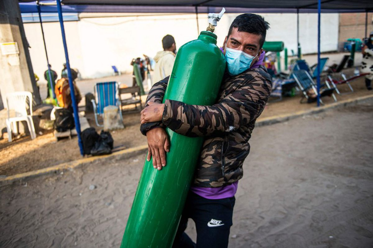 La odisea de rescatar a un familiar del covid-19 en Perú  Planeta del futuro