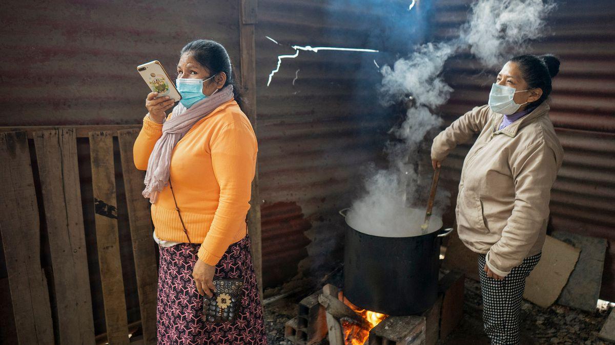 La pobreza alcanza al 30% de los peruanos por la pandemia  Ciencias económicas