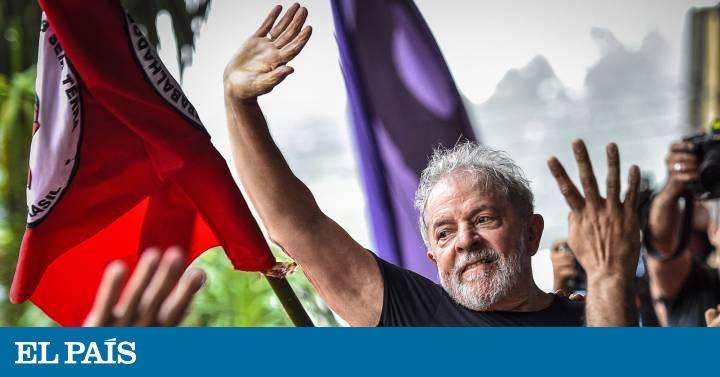 Lula busca su lugar en la política brasileña  Internacional